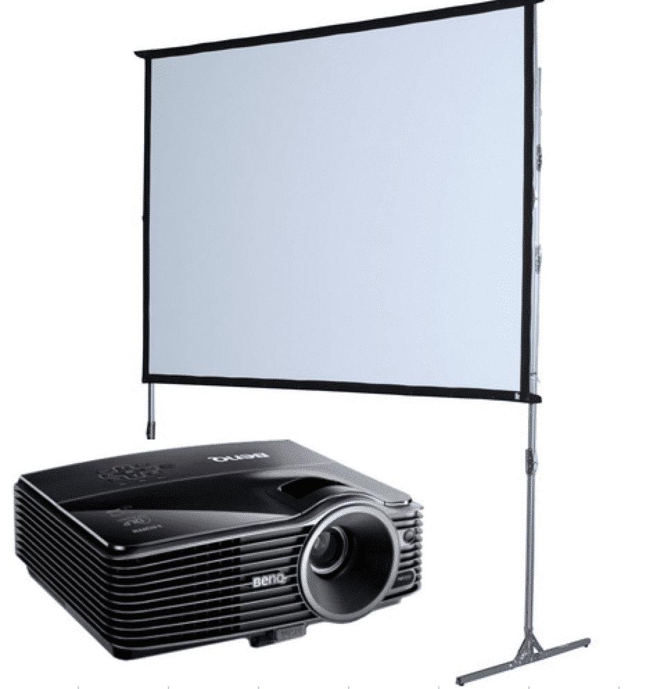 Verhuur-Audiovisueel-materiaal, Tv scherm huren