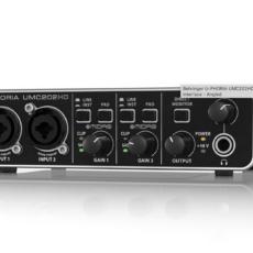 Audio Interface huren