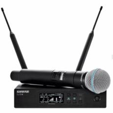 Draadloze microfoon huren