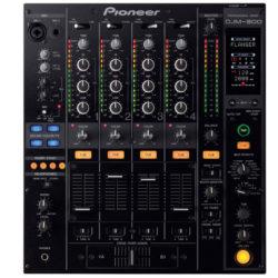 Pioneer DJM 800 Huren