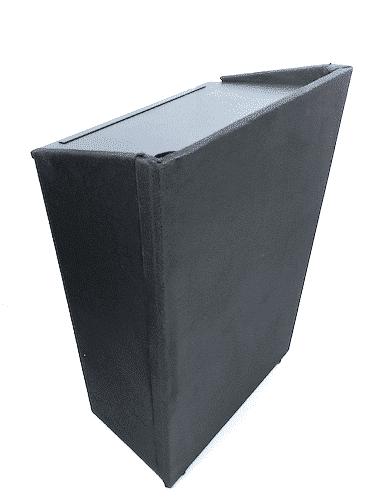 Spreekgestoelte zwart